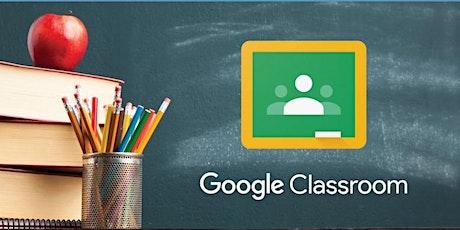 Google Classroom for Homeschool tickets
