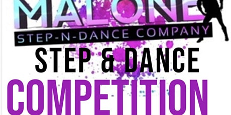Malone step and dance competition tickets