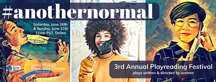 3rd Annual Playreading Festival #anothernormal & SHINEOnline Storytelling image