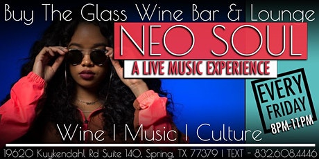 Live Music | Neo Soul Friday's tickets