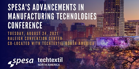 SPESA Advancements in Manufacturing Technologies tickets