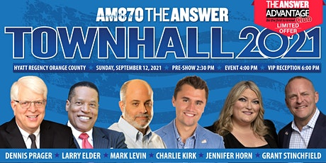 Townhall 2021 tickets