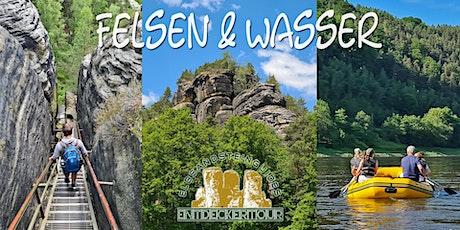 Felsen & Wasser - Entdeckertour Tickets