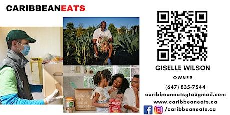 Caribbean Eats at The Afro-Caribbean Farmers Market tickets