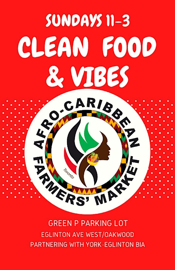 Caribbean Eats at The Afro-Caribbean Farmers Market image
