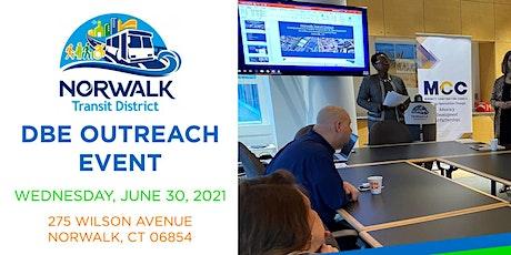 Norwalk Transit District DBE Outreach tickets