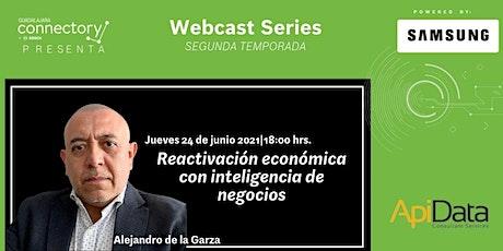 Reactivación Económica con Inteligencia de Negocios entradas