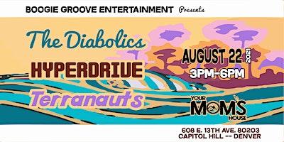 The Diabolics | Hyperdrive | Terranauts