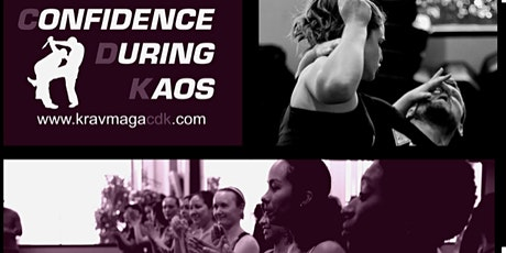 Womens Krav Maga Self Defense Workshop tickets