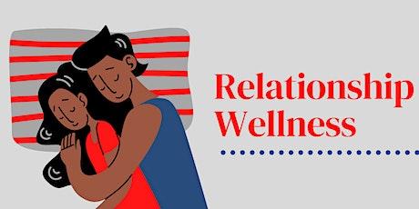 Relationship Wellness tickets