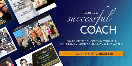 Becoming a Successful Coach tickets