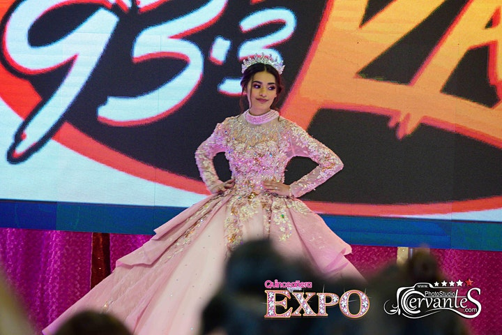 Quinceanera Expo September 12, 2021 image
