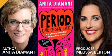 Book Talk: Period. End of Sentence tickets