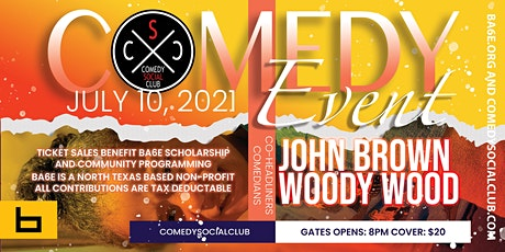 BA6E Drive-Up Stand-Up Comedy Scholarship Event tickets