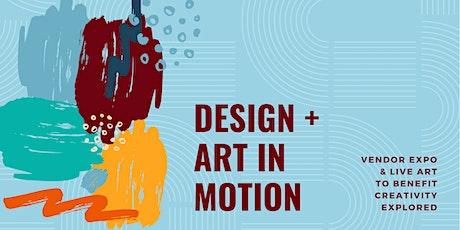 Design + Art In Motion - San Francisco tickets
