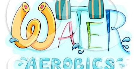 Danbury Aquatics July Water Aerobics tickets
