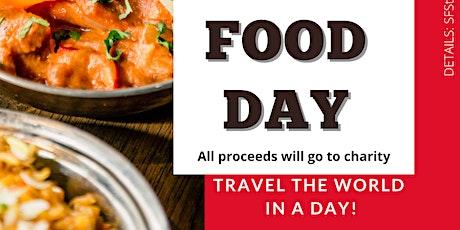 International Food Day tickets