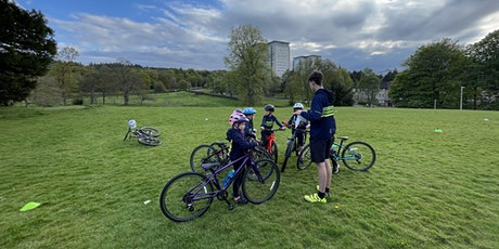 #SummerOfPlay - FREE #GiveItAGo Cycling Sessions - Larbert Cycle Track tickets