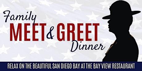 Family Meet & Greet Dinner tickets