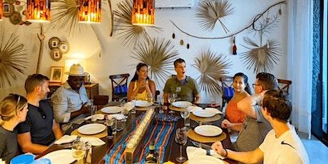 Gourmet Food Tasting & Happy Hour tickets