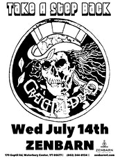 Wednesday Night Dead with Take a Step Back tickets
