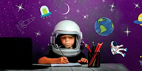 Creative Writing Summer Camp for Kids in Ireland -  Ages:8-11 yrs (Online) tickets