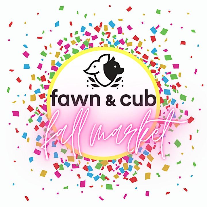 Fawn & Cub Fall Market image