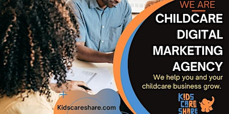 Childcare providers- Coffee and Networking tickets