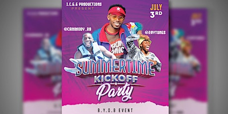 Summertime Kick'off Day Rooftop Party tickets