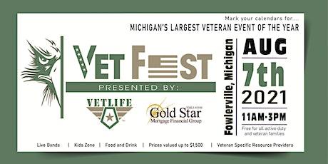 Vet Fest 2021 tickets
