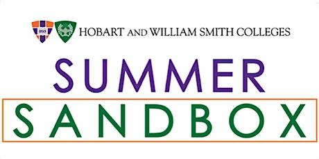 HWS 2021  Summer Sandbox Startup Showcase tickets