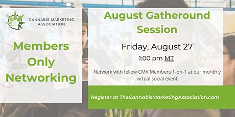 Members-Only Networking Session tickets