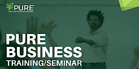 Accra Pure Business Training/Seminar tickets