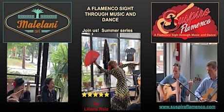 Suspiro Flamenco by Liliana Ruiz tickets