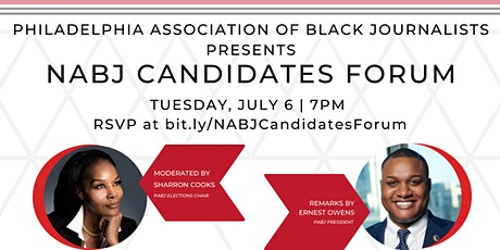 NABJ Candidates Forum tickets