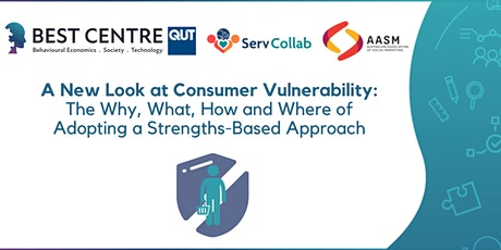 A New Look at Consumer Vulnerability tickets