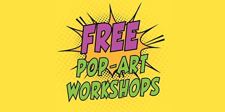 Pop Art Workshops tickets