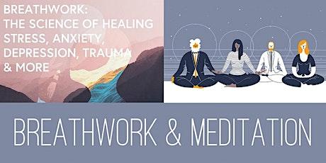 Love Mondays Neuro Healing Breathwork tickets