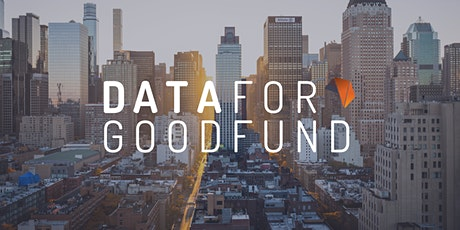 Data For Good Fund Info Session sponsored by the Walter and Elise Haas Fund Tickets