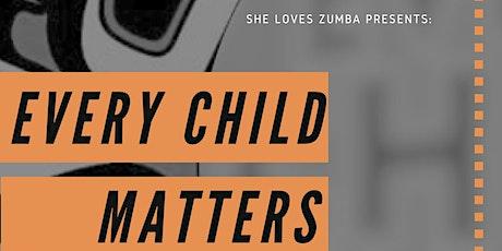 Every Child Matters Zumba Fundraiser tickets