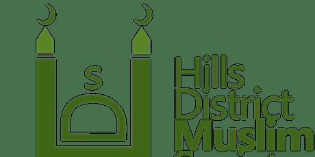 Friday Khutbah (Jumuah Prayer) at HDMS at Wrights Road Community Centre tickets