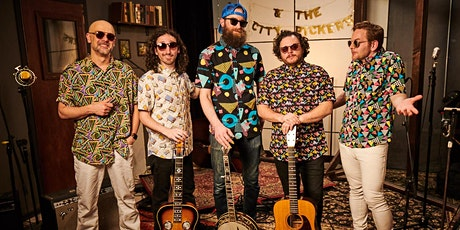 Creekers Jamboree : Cole Quest & The City Pickers Americana Music tickets