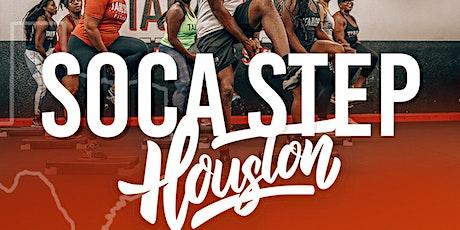 Soca Step: Houston tickets