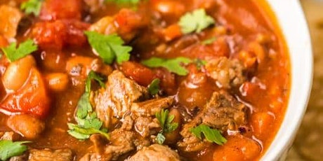 Chili de Carne Cooking Lesson (Class in Spanish) tickets