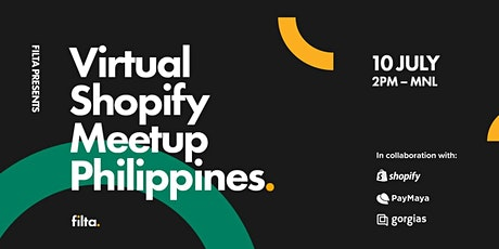 Virtual Shopify PH Meetup: The Fastest Way to Grow your Online Shop tickets