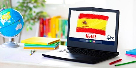 Spanish  Summer Camp for Kids - Dublin (Virtual)- Ages: 8-12 yrs tickets
