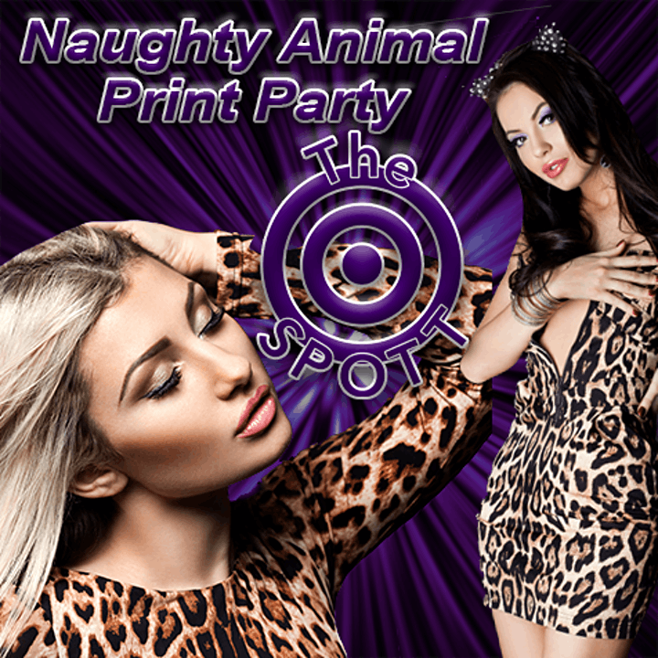 Animal Print Party at The SPOTT! image