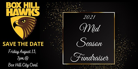 Box Hill Hawks Mid-Season Fundraiser tickets