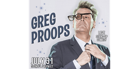 Greg Proops: Live Stand-up Comedy tickets