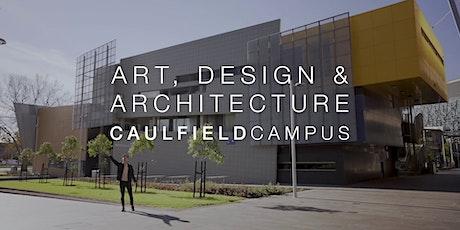 Monash Art, Design and Architecture Studio Tours tickets